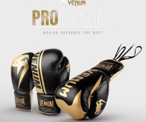 Shopping – Venum s'attaque aux pros de la boxe avec une gamme exclusive de gants et chaussures