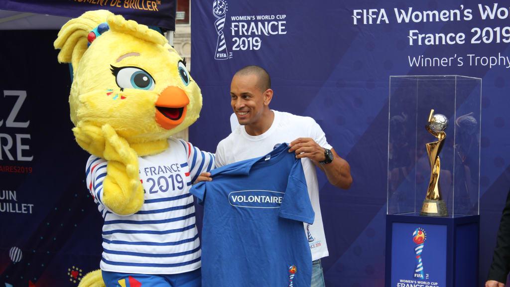 coupe du monde de football féminine 2019 volontaires