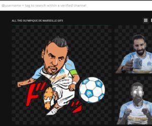 L'Olympique de Marseille renforce son offre de GIF