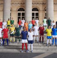 Coupe du Monde Féminine de Football France 2019 : Nike dévoile les maillots de ses 14 équipes dont la France