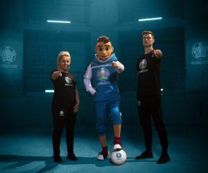 L'UEFA dévoile la mascotte de l'Euro 2020 « Skillzy » et lance une activation engageante auprès des freestylers