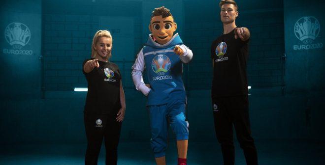 L'UEFA dévoile la mascotte de l'Euro 2020 «Skillzy» et lance une activation engageante auprès des freestylers