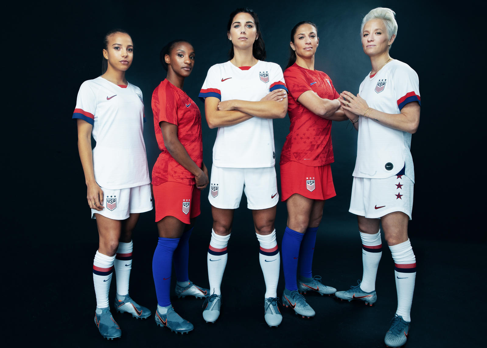 Coupe du Monde Féminine de Football France 2019 : Nike