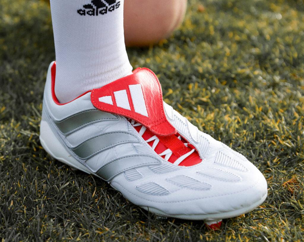 adidas réunit Zidane et Beckham pour célébrer les 25 ans de