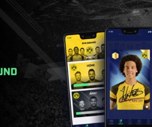 Le Borussia Dortmund arrive sur l'application Swap