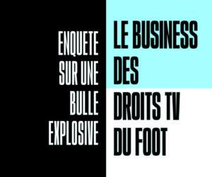 Livre : «Le business des droits TV du foot», enquête sur une bulle explosive (Pierre Maes)