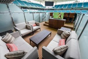 Tennis – Une Fan Experience enrichie pour le Miami Open au Hard Rock Stadium