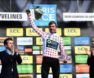 Cyclisme – Le détail des primes et les sponsors de Paris-Nice 2019