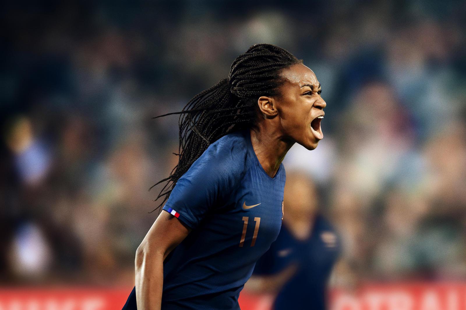 maillot équipe feminine de euro 2019 nike
