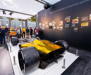F1 – Renault réitère sa confiance à ORECA Events pour le Grand Prix de France 2019