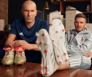 adidas réunit Zidane et Beckham pour célébrer les 25 ans de la Predator