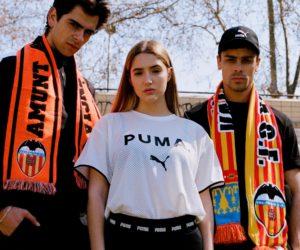 Puma officialise son contrat avec Valencia CF
