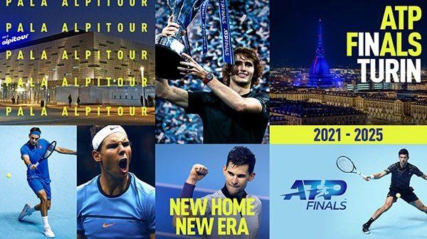 Tennis – L'ATP Finals déménage à Turin sur la période 2021-2025