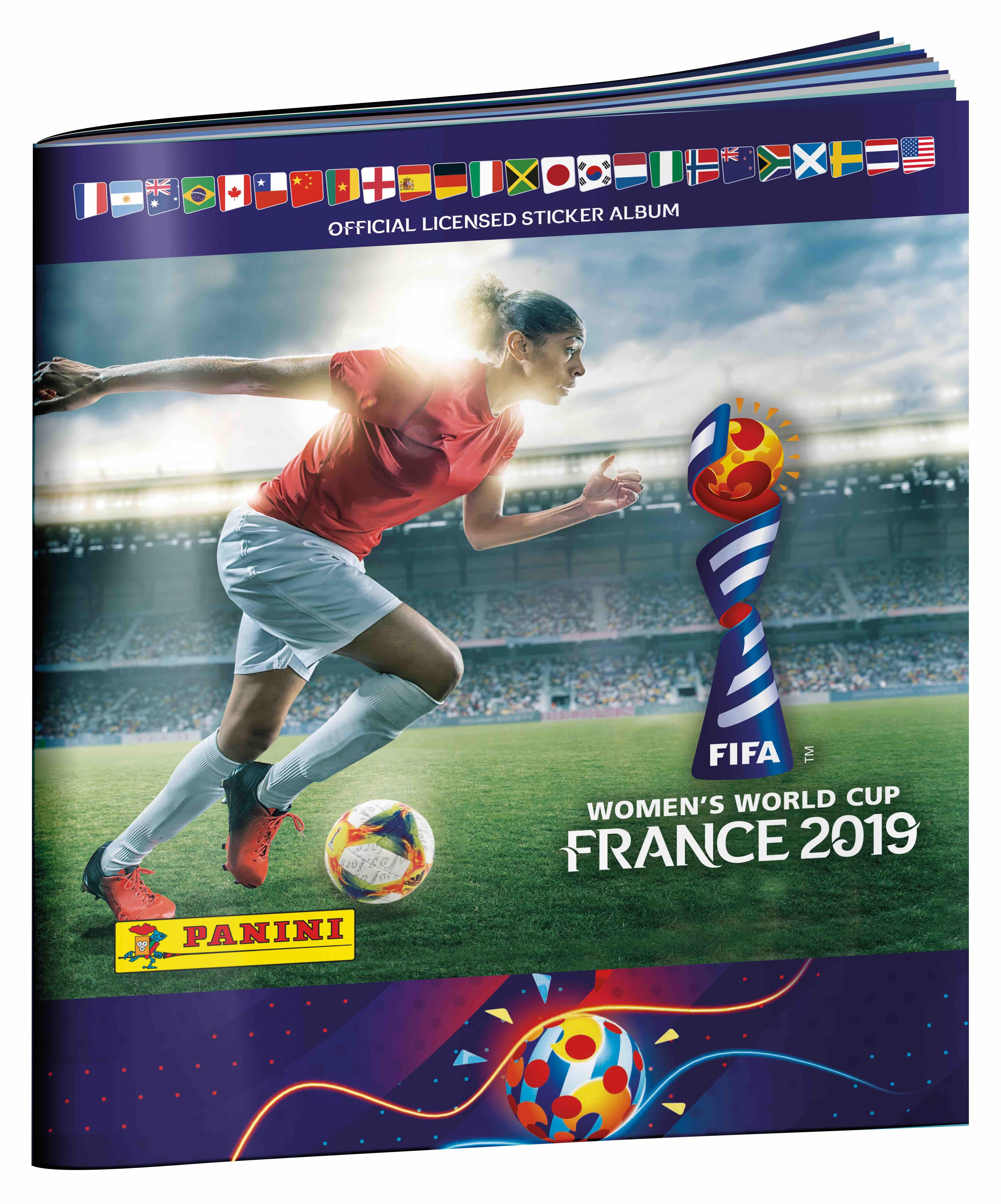 panini pr u00e9sente son album d u00e9di u00e9  u00e0 la coupe du monde