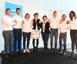 ENGIE s'engage auprès de 8 athlètes d'ici 2020 dans le cadre du Pacte de Performance