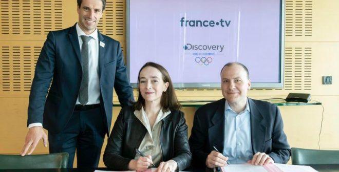 France Télévisions s'offre les droits en clair des Jeux Olympiques de Paris 2024 auprès de Discovery