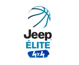 Basket – Jeep et la LNB lancent la Jeep ELITE 4×4