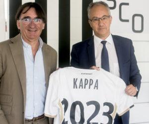 Kappa prolonge avec Angers SCO jusqu'au moins 2023