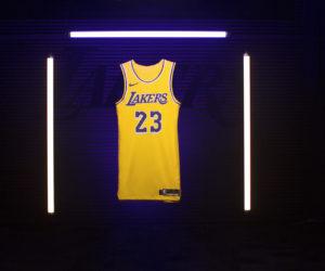 Les plus gros vendeurs de maillots NBA lors de la saison régulière 2018-2019