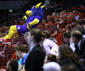 De l'importance d'une mascotte sur un évènement sportif : Le cas de «Jack» présent au Final4 de la Coupe de la Ligue de Handball