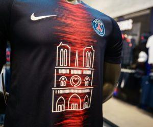 Les 1 000 maillots «Notre-Dame» du PSG vendus en moins de 30 minutes