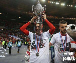 Finale Coupe de France – Le Stade Rennais et Puma passent en mode #Toutdonné après la victoire face au PSG