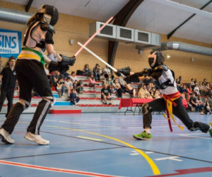 Le sabre laser poursuit son développement au sein de la Fédération Française d'Escrime
