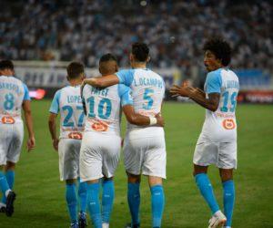 Boulanger reste le sponsor maillot dos de l'Olympique de Marseille pour 2019-2020