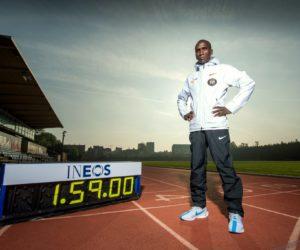 Après Nike, INEOS s'attaque à la barre des 2H sur le Marathon avec Eliud Kipchoge