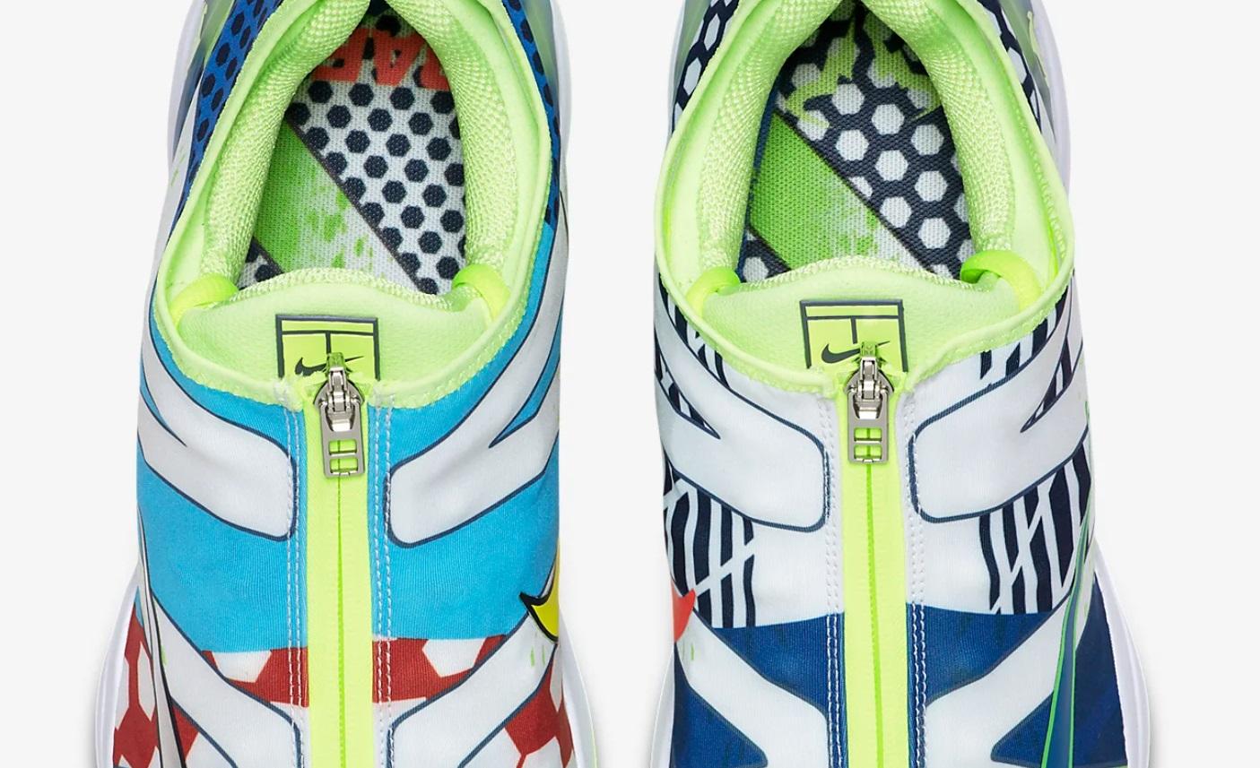 Roland Garros 2019 Nike dévoile une paire de chaussures