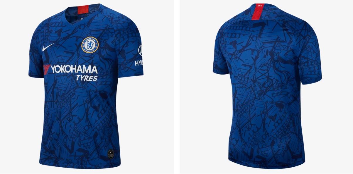 Nike dévoile le nouveau maillot domicile 2019 2020 de
