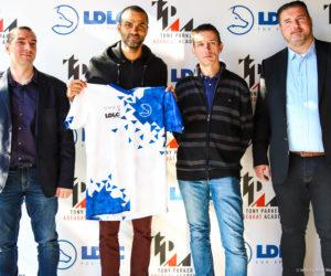 La Tony Parker Adequat Academy s'ouvre à l'eSport avec la Team LDLC