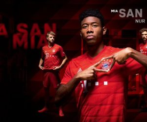 adidas dévoile le nouveau maillot domicile du Bayern Munich pour la saison 2019-2020