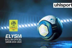 uhlsport présente le nouveau ballon de la Ligue 1 Conforama pour la saison 2019-2020