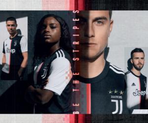 adidas dévoile le nouveau maillot domicile de la Juventus pour 2019-2020