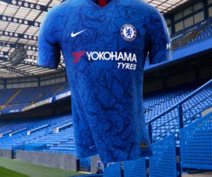 Nike dévoile le nouveau maillot domicile 2019-2020 de Chelsea FC