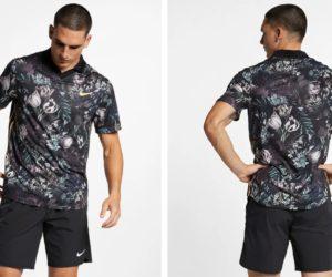 Roland-Garros 2019 – Nike mise sur des tenues originales (fleurs, squelettes, abeilles) pour ses athlètes