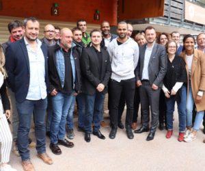 Tony Parker officialise le rachat de la la société d'équipement de Villard-de-Lans et de Corrençon-en-Vercors