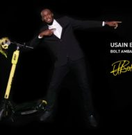 Usain Bolt se lance dans le business des trottinettes en libre-service avec BOLT Mobility