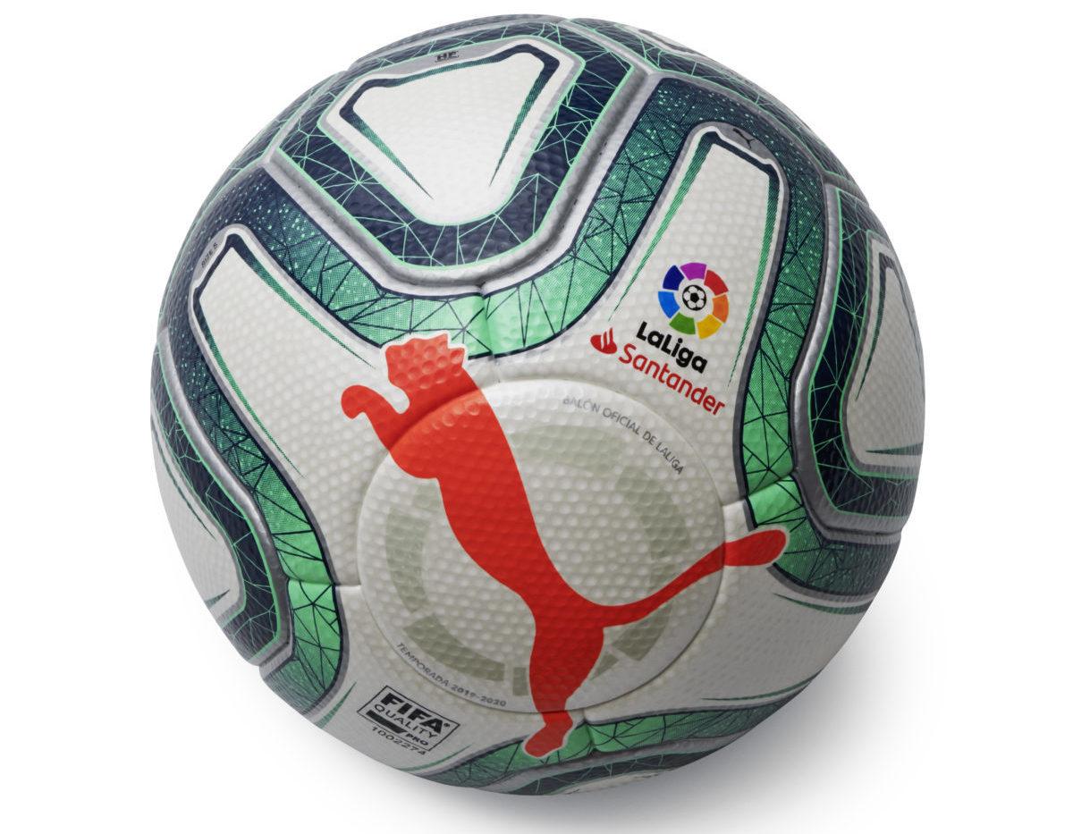 Puma dévoile le nouveau ballon de LaLiga dans un spot décalé