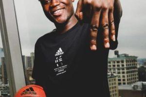 NBA – Drafté par les Detroit Pistons, Sekou Doumbouya signe avec adidas basketball
