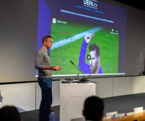 UEFA Startups Challenge : 7 startups ont participé au Demo Day