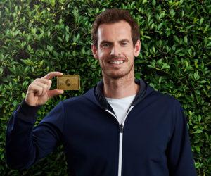 Tennis – Andy Murray nouvel ambassadeur d'American Express à l'occasion de Wimbledon 2019