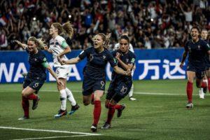 TF1 ajuste ses tarifs publicitaires pour la suite de la Coupe du Monde féminine de football 2019