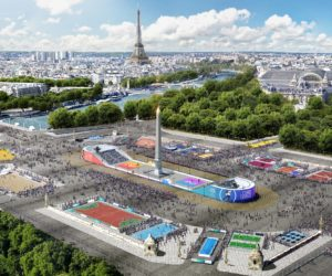 La Place de la Concorde va briller pour la Journée Olympique 2019