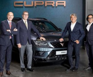 La marque automobile Cupra (Seat) nouveau partenaire du World Padel Tour (WPT) jusqu'en 2021