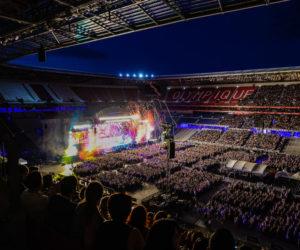 OL Groupe poursuit son plan «full entertainment» avec la création d'un festival annuel de musique (FELYN) au Groupama Stadium
