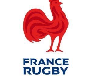 Leroy Tremblot signe le nouveau logo de la Fédération Française de Rugby (FFR)