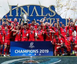 Rugby – L'EPCR se félicite des audiences TV et de l'affluence dans les stades pour la saison européenne 2018-2019