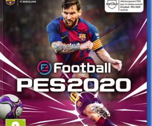 Lionel Messi sera sur la jaquette de PES 2020 (Konami)
